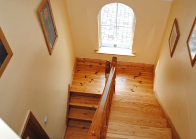 Haven Cottage Dunfanaghy - staircase