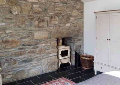 Joe's Cottage Cloughan Donegal - Master Bedroom 2