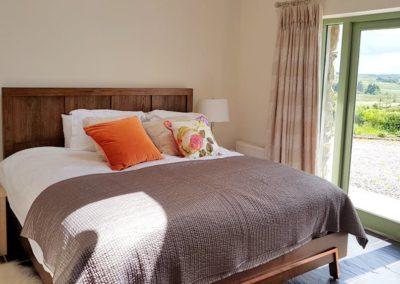 Joe's Cottage Cloughan Donegal - Master Bedroom