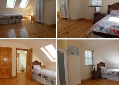 2 Seaview Downings - Twin Upstairs x 4