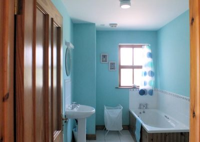 2 Seaview Downings - ground floor bathroom