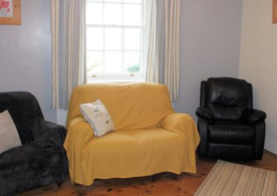 Coastguard Station Moville - Sitting Room