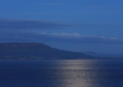 Coastguard Station Moville - moon (1)