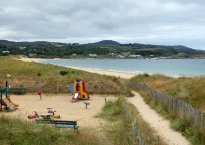 Parkmore Cottage Culdaff - Blue Flag beach at Culdaff