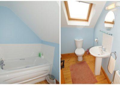 Parkmore Cottage Culdaff - bathroom