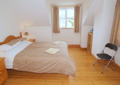 Parkmore Cottage Culdaff - double bedroom