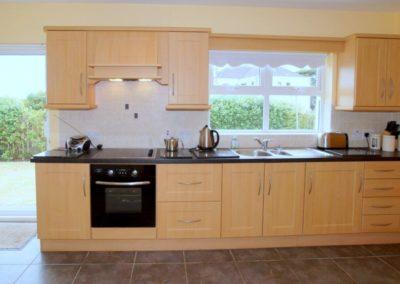 Parkmore Cottage Culdaff - kitchen