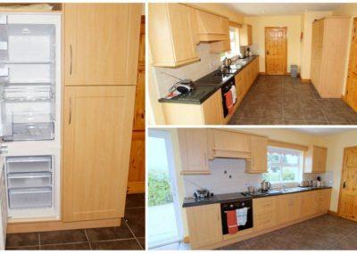 Parkmore Cottage Culdaff - kitchen collage
