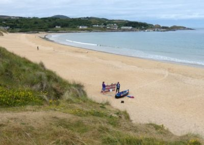 Parkmore Cottage Culdaff - learn to surf at Culdaff