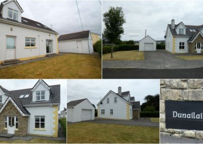 Parkmore Cottage Culdaff - montage