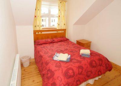 Parkmore Cottage Culdaff - upper floor bedroom