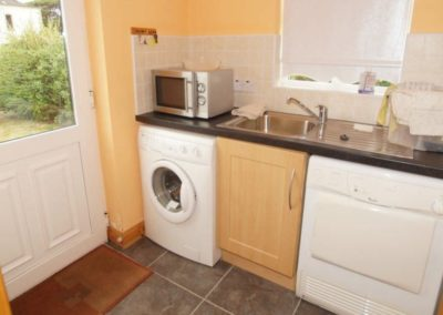 Parkmore Cottage Culdaff - utility room