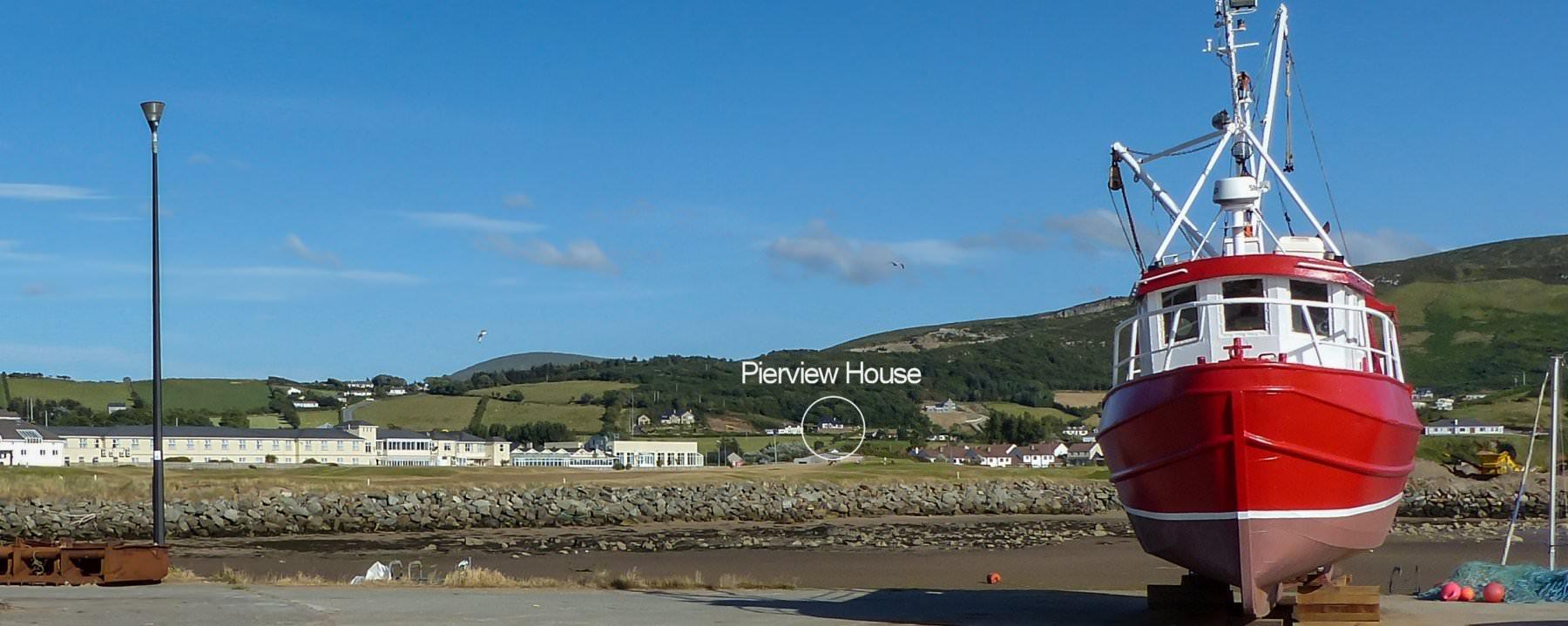 Pierview House Buncrana Inishowen