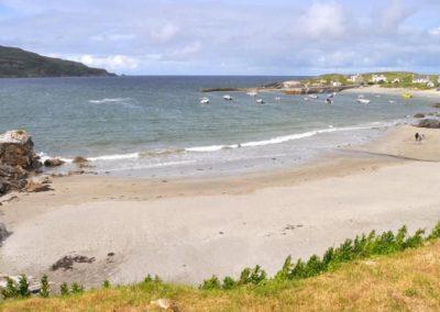 Farm Cottage Dunfanaghy - the beach at Portnablagh