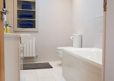 Cill Pairc Dunfanaghy - bathroom