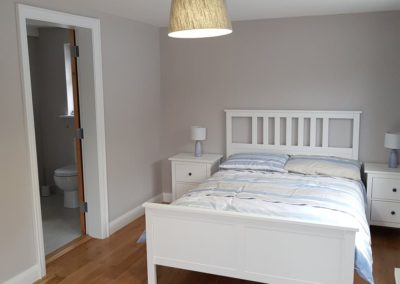 Cill Pairc Dunfanaghy - ensuite bedroom