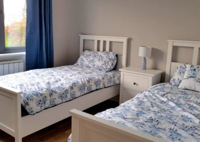 Cill Pairc Dunfanaghy - twin bedroom