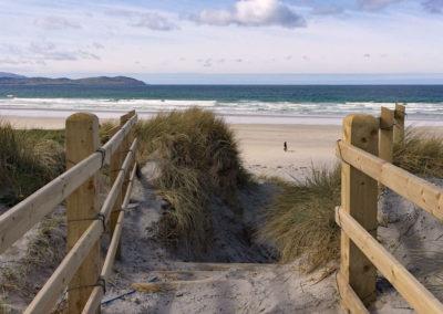 Dooey Beach Boardwalk