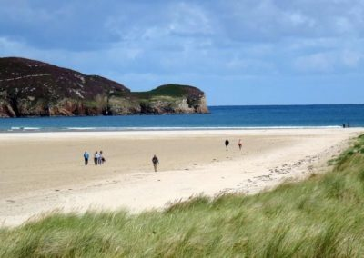 Killahoey Blue Flag Beach in Dunfanaghy