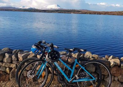 Cycling in Donegal