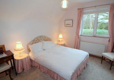 Ensuite Double Bedroom - first floor - woodland views