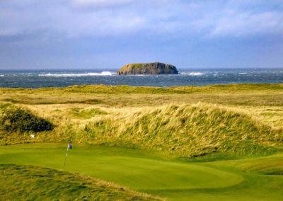 Golf at Ballyliffin