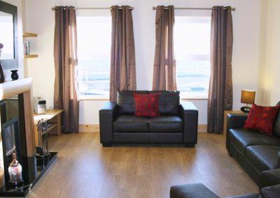 Living room of Ard na Mara