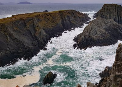 Malin Head along the Wild Atlantic Way