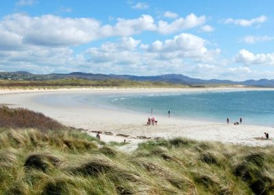 Tramore Strand -located between Carrigart and Downings