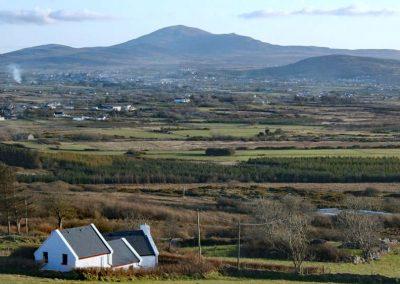 View towards Carndonagh from Ard na Mara