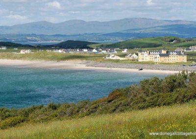 View towards Rossnowlagh