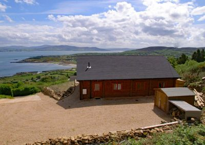 Views over Lough Swilly - Inniskill Lodge Rathmullan