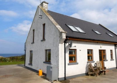 Atlantic View Lodge - Fanad Head - Fand Peninsula - Co Donegal