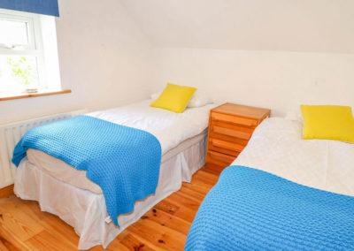 Lough View at Glen - bedroom