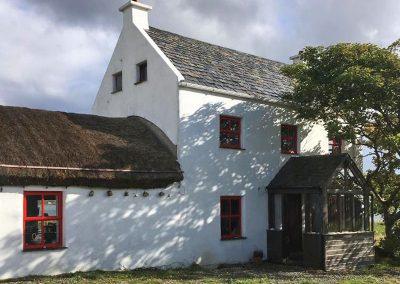 Seaside Thatch Cottage - a quiet rural retreat