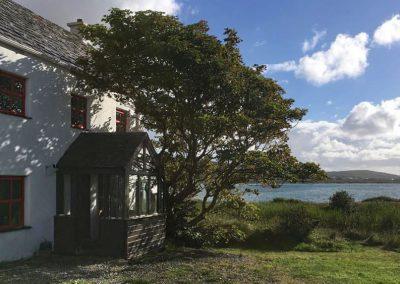 Seaside Thatch Cottage - along west Donegal coastline