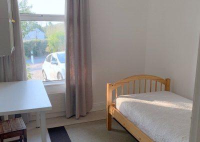Single Bedroom - ground floor
