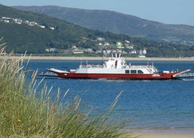 The Lough Swilly Ferry