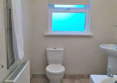 Bathroom - Pebble Beach Cottage