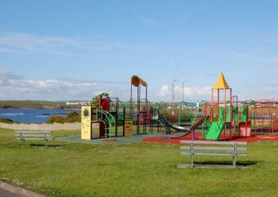 Bundoran Shorefront Playground