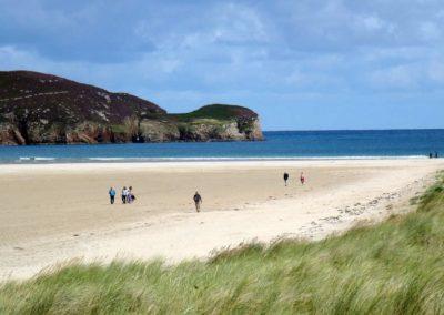 Killahoey Blue Flag Beach Dunfanaghy