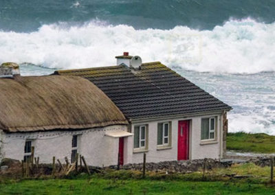 Pebble Beach Cottage along the Wild Atlantic Way