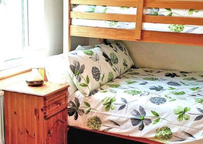 Bunk bedroom of 10 Harbourview Downings