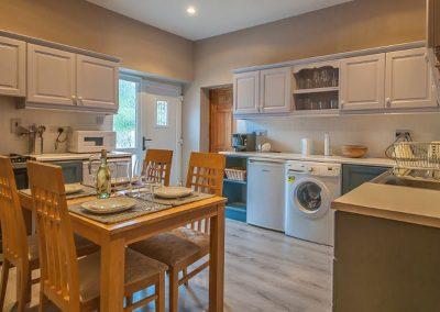 The Bungalow Sandhill - kitchen