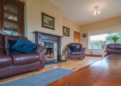 The Bungalow Sandhill - living room