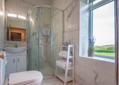 The Bungalow Sandhill - shower room