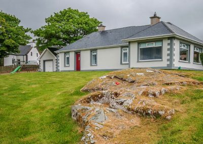 The Bungalow Sandhill - with views over golf course