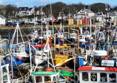 Greencastle Fishing Harbour