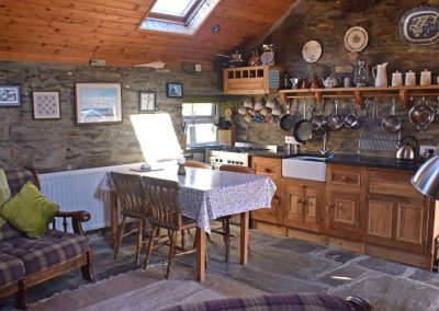 Cosan an Carria - Kitchen area
