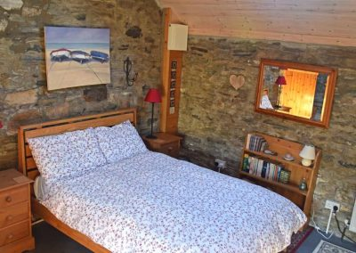 Cosan an Carria - double bedroom